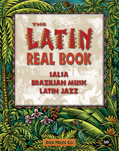 Latin real book song list