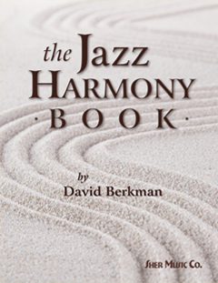 JAZZ HARMONY BOOK, THE thumbnail