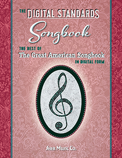 The Digital Standards Songbook | Sher Music Co