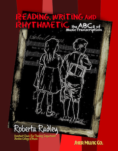 Reading, Writing and Rhythmetic by Roberta Radley | Sher Music Co